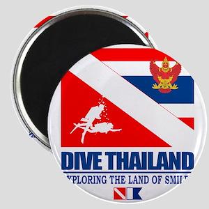 Dive Thailand Magnet