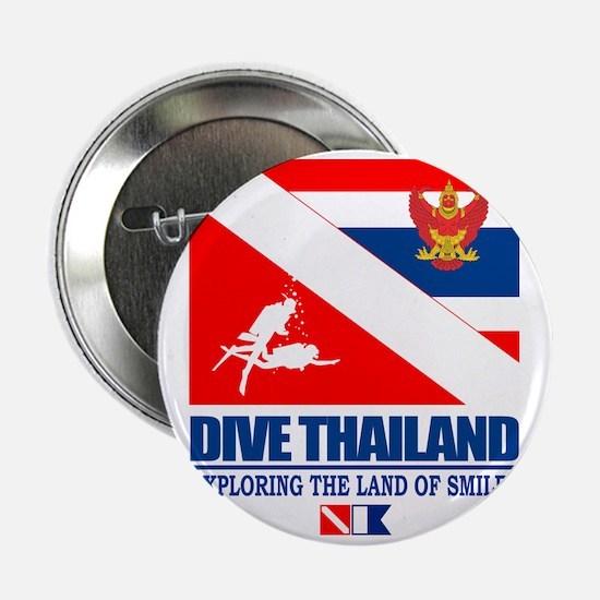 """Dive Thailand 2.25"""" Button"""