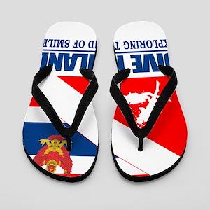 Dive Thailand Flip Flops