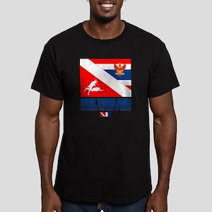 Dive Thailand Men's Fitted T-Shirt (dark)