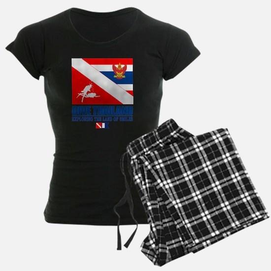 Dive Thailand Pajamas