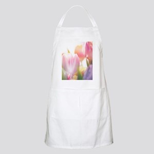 Beautiful Tulips Apron