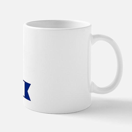 Dive Thailand Mug
