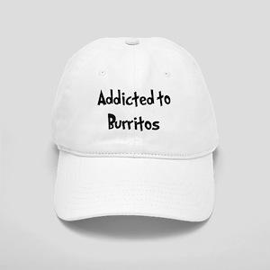 Addicted to Burritos Cap