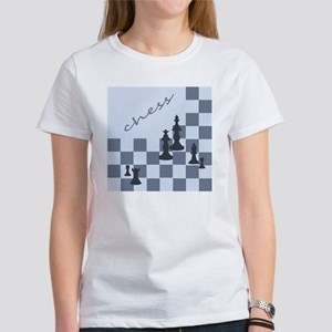 Chess King Pieces Women's T-Shirt