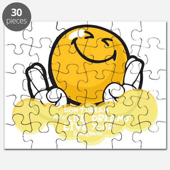 Dream on Smiley Puzzle