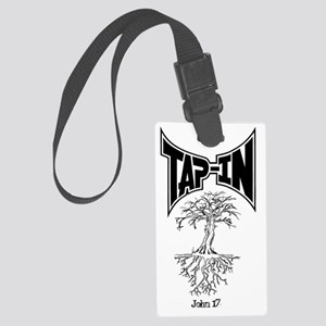 Tap-In Large Luggage Tag