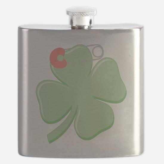 Irish Baby Flask