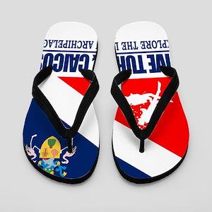 Dive Turks  and Caicos Flip Flops