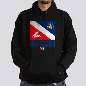 Dive Turks  and Caicos Hoodie (dark)