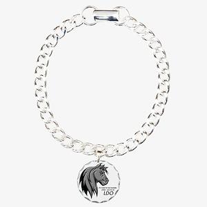 It's hard to be humble w Charm Bracelet, One Charm