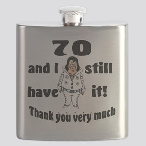 70 still have it Flask