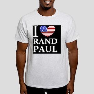 rand paul I love rand paul dark butt Light T-Shirt