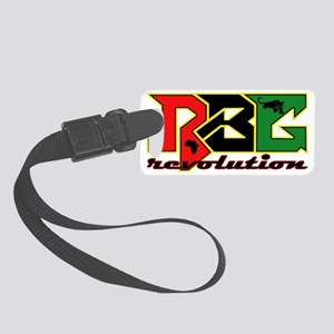 RBG Revolution Small Luggage Tag