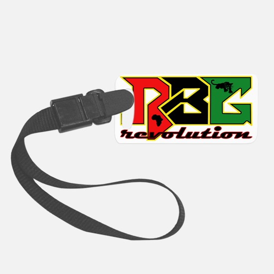 RBG Revolution Luggage Tag