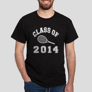 Class Of 2014 Tennis Dark T-Shirt