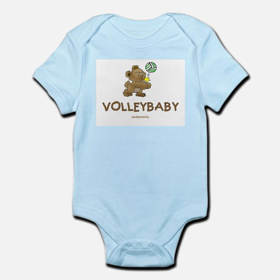Volleybaby Infant Bodysuit