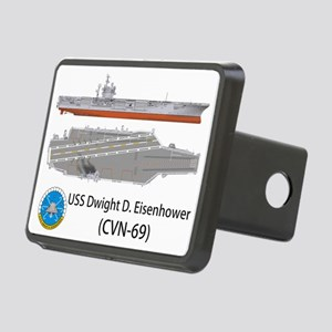 USS Dwight D. Eisenhower ( Rectangular Hitch Cover