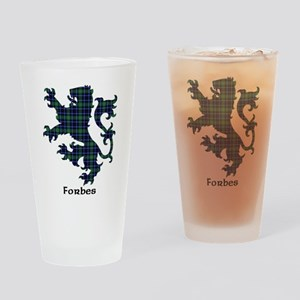Lion - Forbes Drinking Glass
