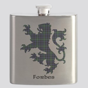 Lion - Forbes Flask
