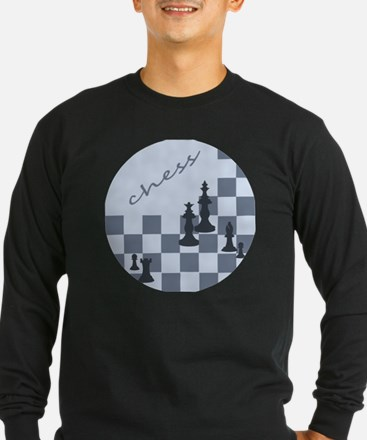 Chess King and Pieces T
