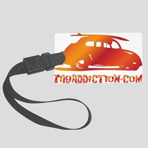 SURF BUG - VOLCANO Large Luggage Tag