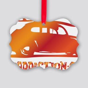 SURF BUG - VOLCANO Picture Ornament