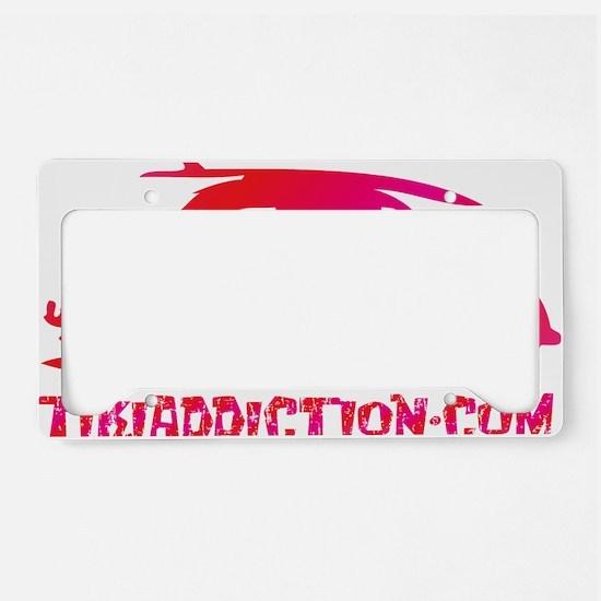 SURF BUG - RUM PUNCH License Plate Holder