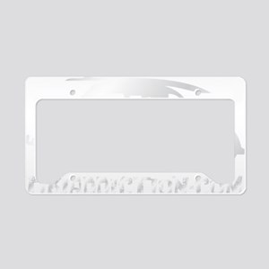 SURF BUG - COCONUT License Plate Holder