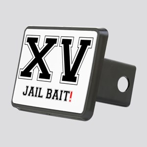 XV JAIL BAIT! Rectangular Hitch Cover