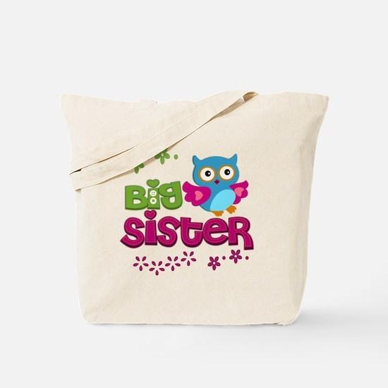 Big Sister Tote Bag
