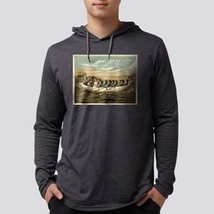 HMS Pinafore - Forbes Co - 1879 Long Sleeve T-Shir