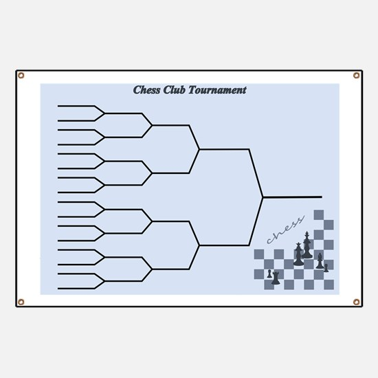 Chess Tournament Chart Banner