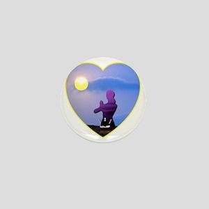SunSalutation Mini Button