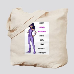Hire a Virtual Assistant today 2 Tote Bag