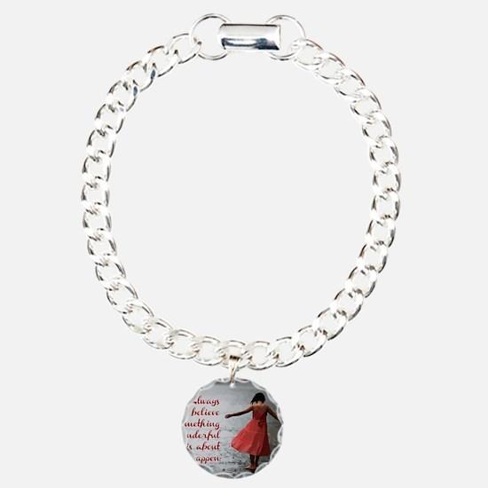 Always Believe Bracelet