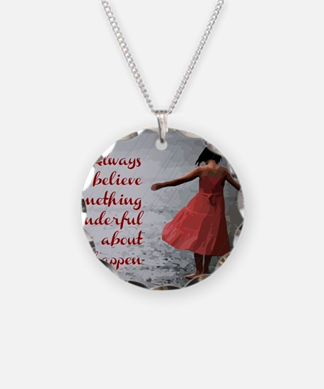 Always Believe Necklace