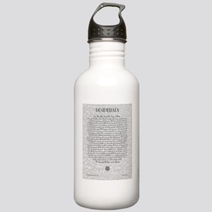 The Desiderata Poem by Stainless Water Bottle 1.0L