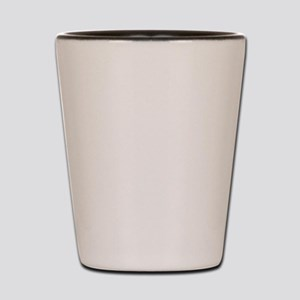 Delusional Unicorn Shot Glass