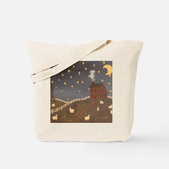 Night Night Sheepies Tote Bag