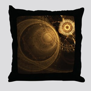 gc_shower_curtain Throw Pillow