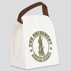 Minutemen, the Original Homesland Canvas Lunch Bag