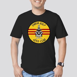 F-4 Phantom II Spook Men's Fitted T-Shirt (dark)