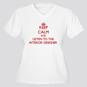 Keep Calm and Listen to the Interior Designer Plus