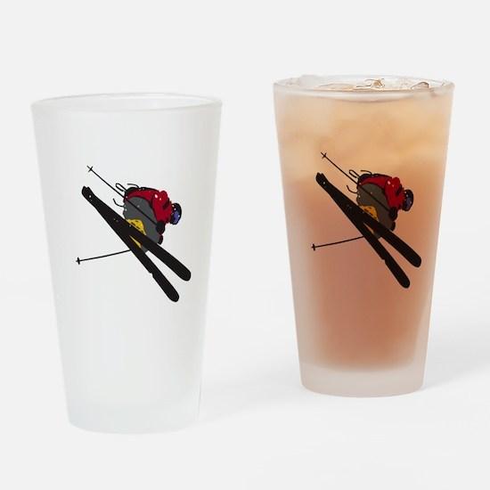 Big Air Drinking Glass