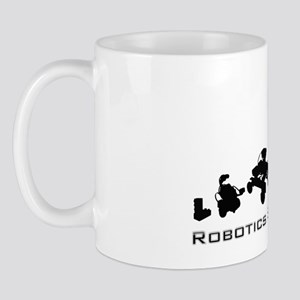 Robotics Evolution Mug