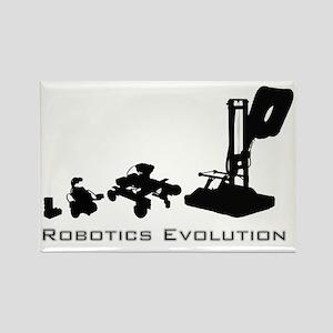 Robotics Evolution Rectangle Magnet
