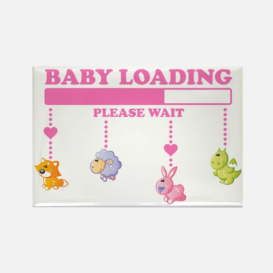 Baby Toys Rectangle Magnet
