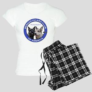 Current Logo Women's Light Pajamas