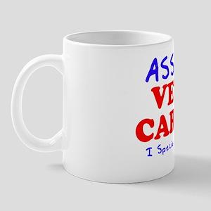 Specialize in XOXO Mug